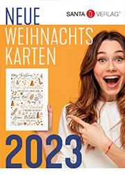 Weihnachtskarten Katalog.Santaverlag Weihnachtskarten Weihnachtsgrüße